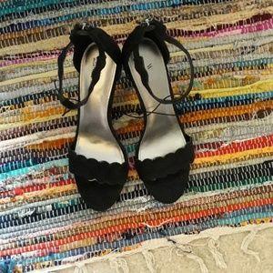 NEW Black Worthington Heels Size 10